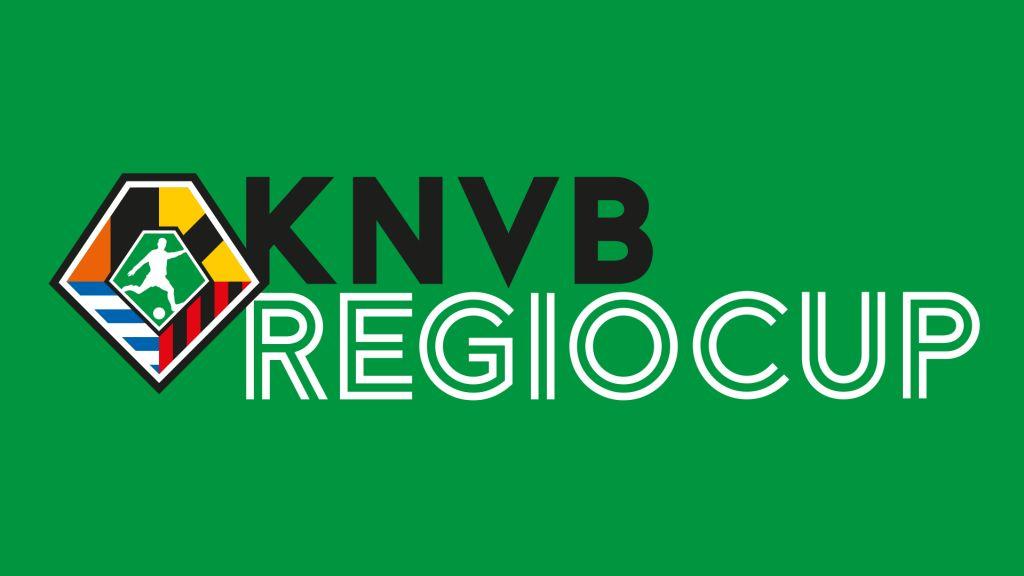 De KNVB Regiocup voor alle teams