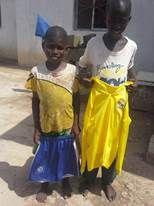 Voetbalspullen voor Gambia!