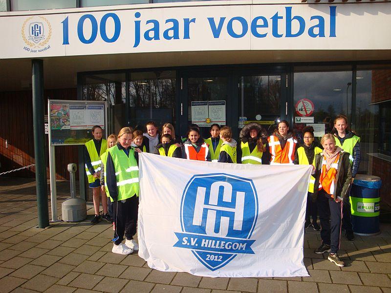 MO13 houdt Hillegom Schoon