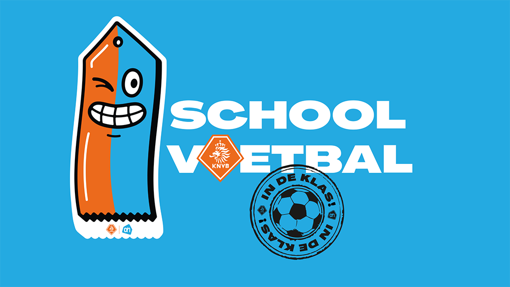 Doe allemaal mee met: Schoolvoetbal - In de klas!
